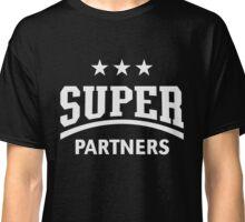 Super Partners (White) Classic T-Shirt