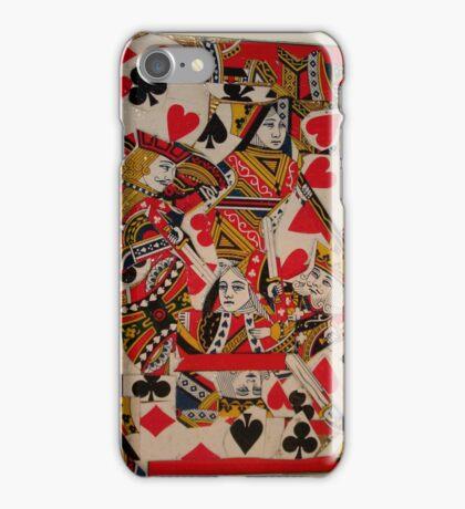 Jacks or better by Darryl Kravitz iPhone Case/Skin