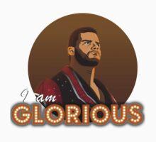 Glorious - Roode Baby Tee