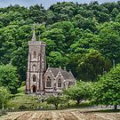 St Etheldreda or St Audries, West Quantoxhead  by Avril Harris