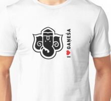 I LUV GANESHA | 03 Unisex T-Shirt