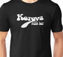 Korova Milk Bar Unisex T-Shirt