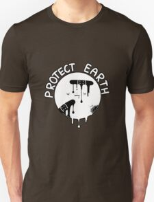 Protect Earth Unisex T-Shirt