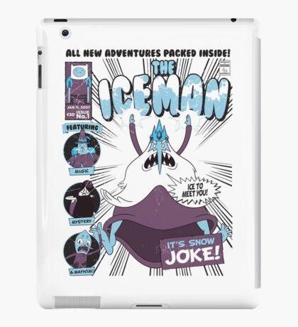 Ice King Comic iPad Case/Skin
