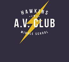 Hawkins A.V. Club (aged look) Unisex T-Shirt