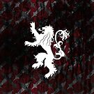 Game of Thrones - House Lannister by Daniel Bevis