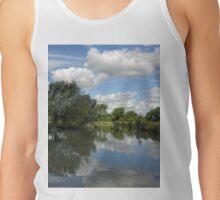 River Thames, Oxfordshire. UK Tank Top