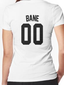 Magnus Bane's Jersey Women's Fitted V-Neck T-Shirt