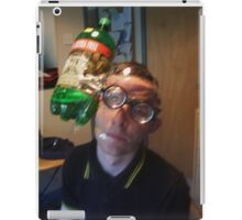 Alcohol mends everything... iPad Case/Skin
