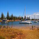 Northern Rivers Yamba NSW Australia by Margaret Morgan (Watkins)