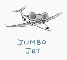 Jumbo Jet One Piece - Short Sleeve