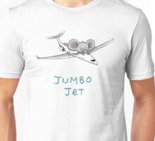 Jumbo Jet Unisex T-Shirt