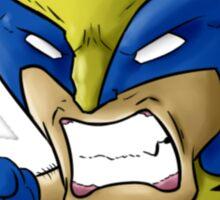 Wolverine Chibi Sticker