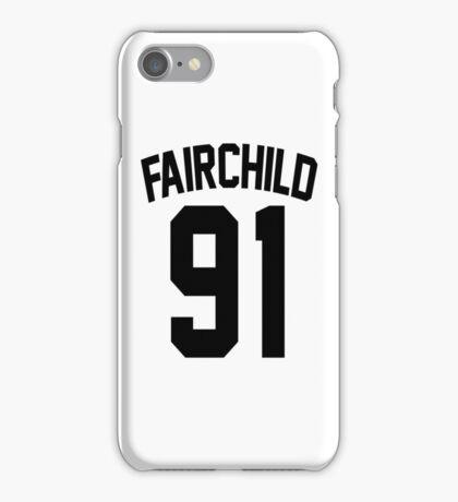 Clary Fairchild's Jersey iPhone Case/Skin