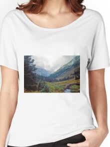 Wind Rivers I Women's Relaxed Fit T-Shirt