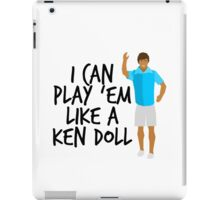 Ken Doll Heart Attack iPad Case/Skin