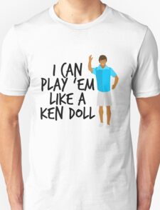 Ken Doll Heart Attack Unisex T-Shirt