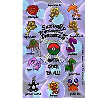 STD-Pokemon Photographic Print