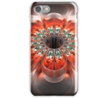 Crystal flower iPhone Case/Skin