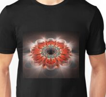 Crystal flower Unisex T-Shirt