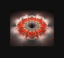 Crystal flower Unisex T-Shirt