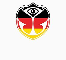 Tomorrowland Germany logo - Deutschland - German - deutsch Unisex T-Shirt