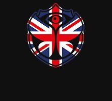 Tomorrowland UK logo - Union Jack - great britain - royaume uni Unisex T-Shirt