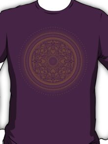 Indigo Home Medallion  T-Shirt