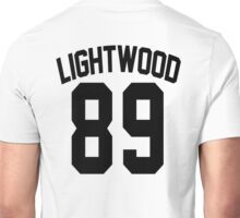 Alec Lightwood's Jersey Unisex T-Shirt