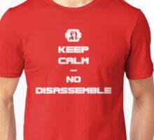 Keep Calm - number 5 - short circuit T-shirt Unisex T-Shirt