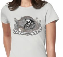 The Mother (Safe Passage) Womens Fitted T-Shirt