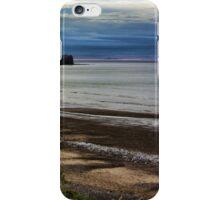 Sunset on the Coast iPhone Case/Skin