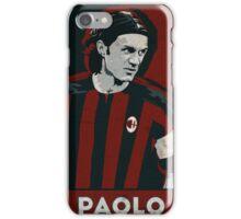 Paolo Maldini iPhone Case/Skin