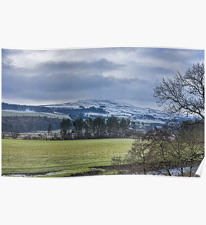 Wensleydale Winter Poster