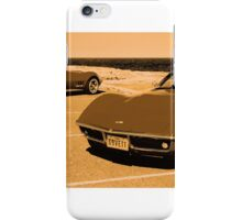 Brothers 2 (orange) iPhone Case/Skin