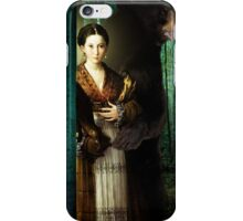 What nobody knew about her iPhone Case/Skin