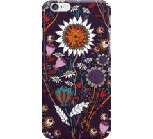 Purple Boheme iPhone Case/Skin