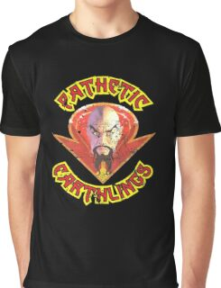 Ming the Merciless - Pathetic Earthlings Distressed Variant Two Graphic T-Shirt