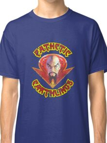 Ming the Merciless - Pathetic Earthlings Distressed Variant Two Classic T-Shirt