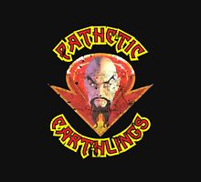 Ming the Merciless - Pathetic Earthlings Distressed Variant Two Unisex T-Shirt