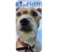 Doggy Elections 2014 iPhone Case/Skin