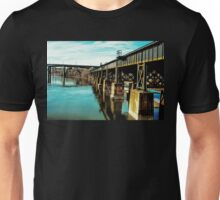 Bridge Over Troubled Waters Unisex T-Shirt