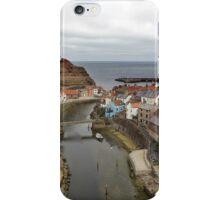 Staithes Village, North Yorkshire iPhone Case/Skin