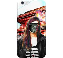 The future is here iPhone Case/Skin