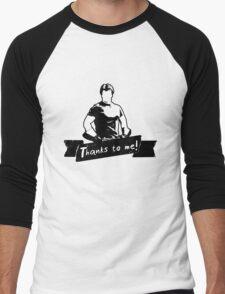 Thanks To You Men's Baseball ¾ T-Shirt