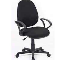 72% off on Fabric Office Chair by atlantisofficee