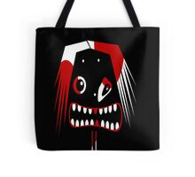 Zombie face Tote Bag