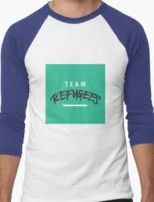 Team Refugees Men's Baseball ¾ T-Shirt
