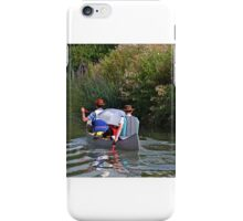 A Cool Way To Travel................... iPhone Case/Skin