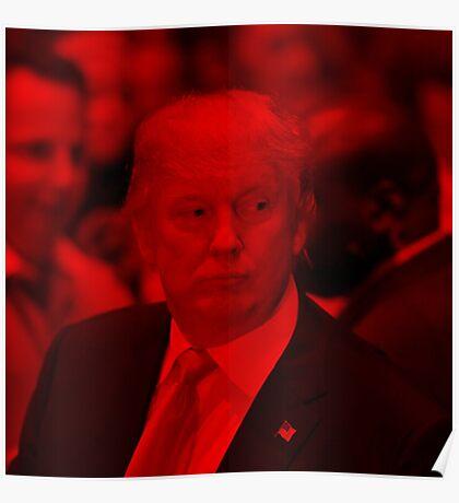 Donald Trump - Celebrity Poster